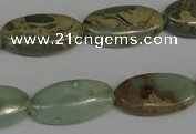 CNS216 15.5 inches 10*18mm marquise natural serpentine jasper beads