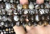 COJ353 15.5 inches 10mm round outback jasper beads wholesale