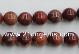 COP512 15.5 inches 10mm round red opal gemstone beads wholesale