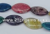 COP867 15.5 inche 12*20mm marquise dyed African opal gemstone beads
