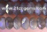 CRB2286 15.5 inches 4*7mm faceted rondelle moonstone beads