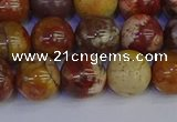 CRH504 15.5 inches 12mm round rhyolite gemstone beads wholesale
