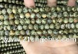 CRH571 15.5 inches 6mm round rhyolite gemstone beads wholesale