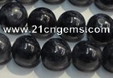 CRZ952 15.5 inches 8mm - 8.5mm round A- grade natural sapphire beads