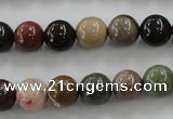 CSE5303 15.5 inches 10mm round sea sediment jasper beads wholesale