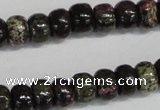 CSG71 15.5 inches 4*6mm rondelle long spar gemstone beads wholesale