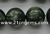 CSH204 15.5 inches 12mm round AA grade natural seraphinite beads