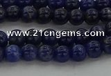 CSO632 15.5 inches 6mm round sodalite gemstone beads wholesale