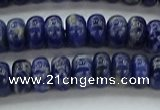 CSO652 15.5 inches 5*8mm rondelle sodalite gemstone beads
