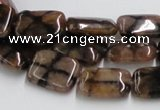CST15 15.5 inches 13*18mm rectangle staurolite beads wholesale