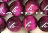 CTE2045 15.5 inches 10mm round red tiger eye beads wholesale
