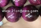 CTE2047 15.5 inches 14mm round red tiger eye beads wholesale