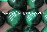 CTE2053 15.5 inches 10mm round green tiger eye beads wholesale
