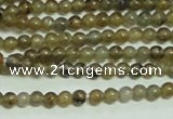 CTG133 15.5 inches 3mm round tiny labradorite gemstone beads wholesale