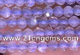 CTG1621 15.5 inches 2mm faceted round tiny labradorite beads