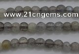CTG260 15.5 inches 3mm round tiny labradorite beads wholesale