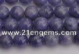 CTZ503 15.5 inches 8mm round natural tanzanite gemstone beads