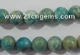 CXH103 15.5 inches 10mm round dyed Xiang He Shi gemstone beads